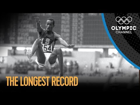 The Longest Ever Olympic Long Jump - Bob Beamon | Olympic Records