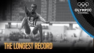 The Longest Ever Olympic Long Jump   Bob Beamon | Olympic Records