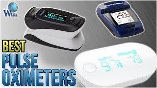 9 Best Pulse Oximeters 2018