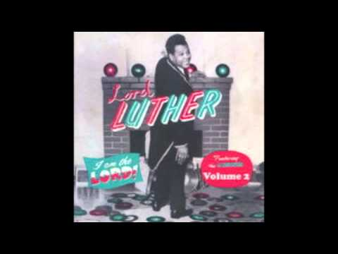 Lord Luther & The Dave R Band- A Thinkin Man's Girl