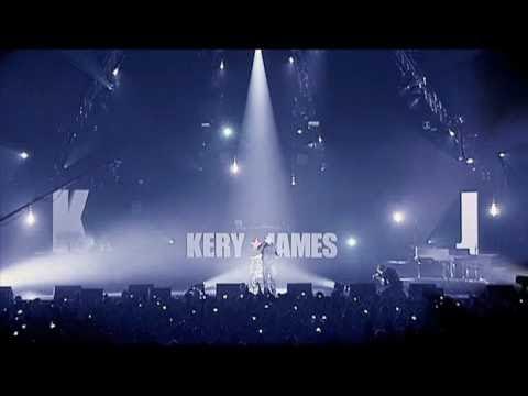 KERY JAMES  - LE CLIP LIVE 'Lettre à mon public' - EXTRAIT DOUBLE ALBUM