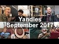 Yandles woodworking show, 8th-9th September 2017