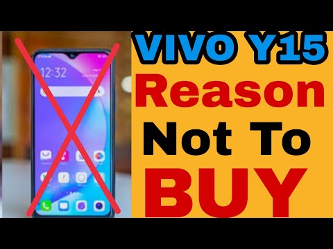Vivo Y15 Problems Videos - Waoweo