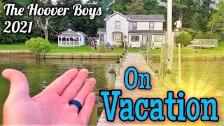 This Old Waterfront Farmhouse is AMAZING!! On Vacation