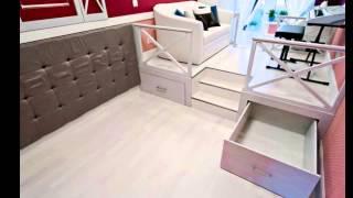 видео Дизайн детской комнаты 12 кв. метра