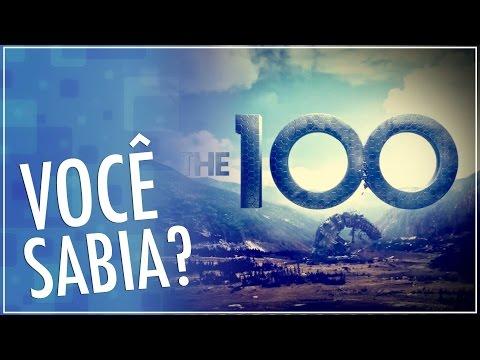 UM BRASILEIRO NA SÉRIE THE 100