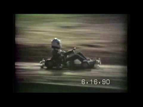 Go Cart Racing, Circle Track Racing at SIR Raceway near Marion, Illinois