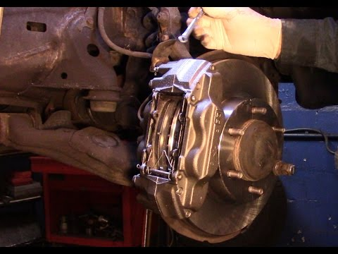 How Do I Replace The Brakes On A Toyota 4Runner