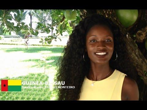 GUINEA-BISSAU - Sandra Marisa ARAUJO MONTEIRO - Contestant Introduction: Miss World 2016