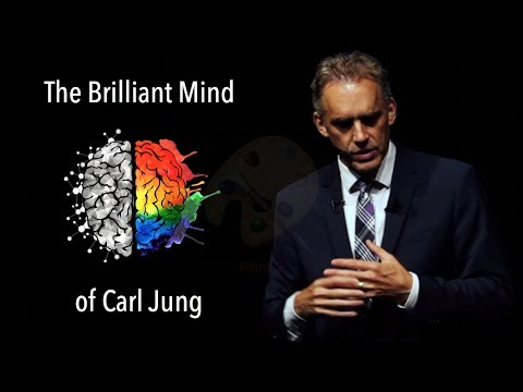 "Jordan Peterson: Carl Jung's Intelligence was ""bloody terrifying"""
