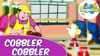 Cobbler Cobbler | Popular Nursery Rhymes For Children | Animated Cartoon Songs For Preschool Kids