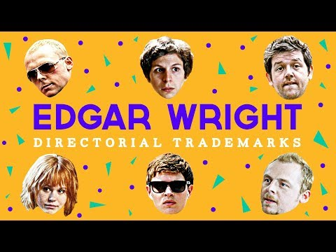 The Relentlessly Stylized Energy of Edgar Wright