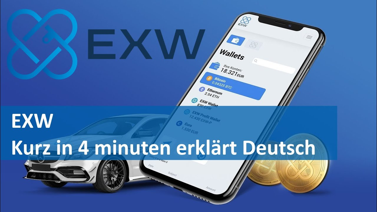 Amount Deutsch exw - kurz in 4 minuten erklärt deutsch