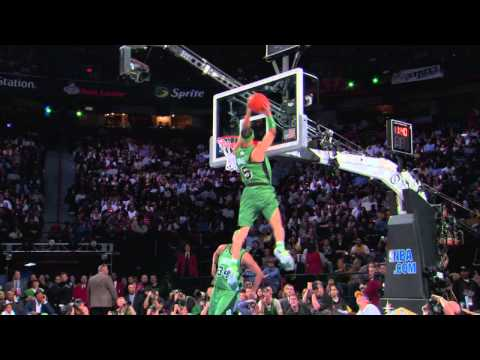 Gerald Green Looks Back on the 2007 Slam Dunk Contest