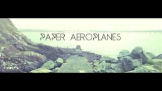 Paper Aeroplanes - Ribbons