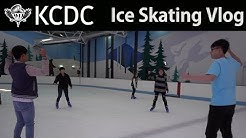 Ice Skating with KCDC | Christmas Vlog 2017KCDCtv