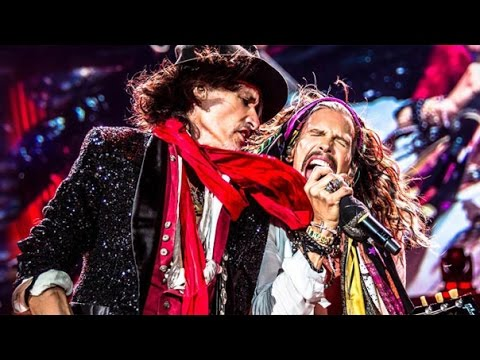 Aerosmith - Walk This Way (Estadio Nacional, Lima, Perú - 24/10/2016)