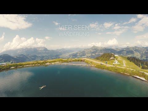 Vier Seen Wanderung - Kitzbüheler Alpen