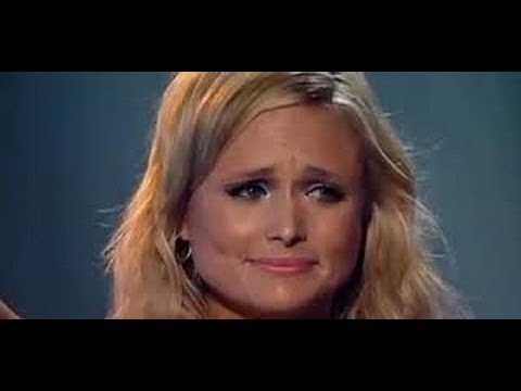 Miranda Lambert Tears Up During Oklahoma Benefit Concert