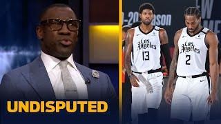 Skip & Shannon on Clippers' failed chemistry & special treatment of Kawhi & PG | NBA | UNDISPUTED