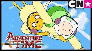 Время приключений Счастливого Рождества Cartoon Network
