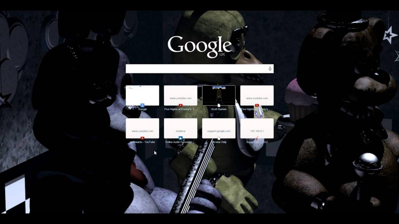 google 5 nights at freddys videos