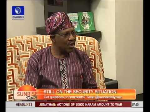 Criminologist Says Kano Also Qualifies For Emergency Rule - Part 2