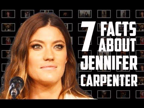 Jennifer Carpenter  Interesting Things