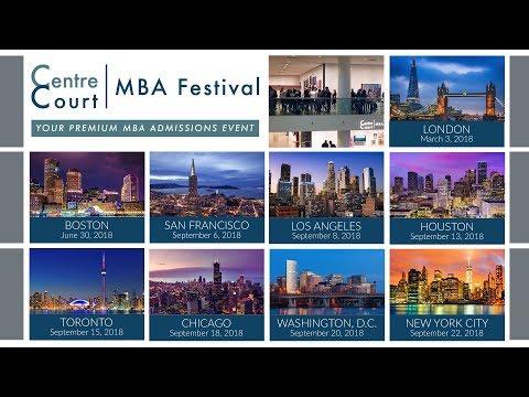CentreCourt Webinar Series #2: Specializations in an MBA Program