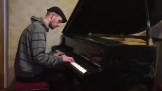 Andra feat. Shift - Avioane de hartie (piano cover)