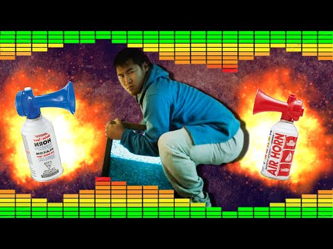 Turn Down for What - MLG Airhorn Remix