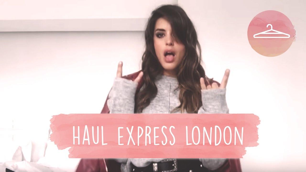 HAUL EXPRESS LONDON - DULCEIDA - YouTube