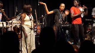 Mark Ernestus' NDAGGA RHYTHM FORCE: Bamba live at Global 2014
