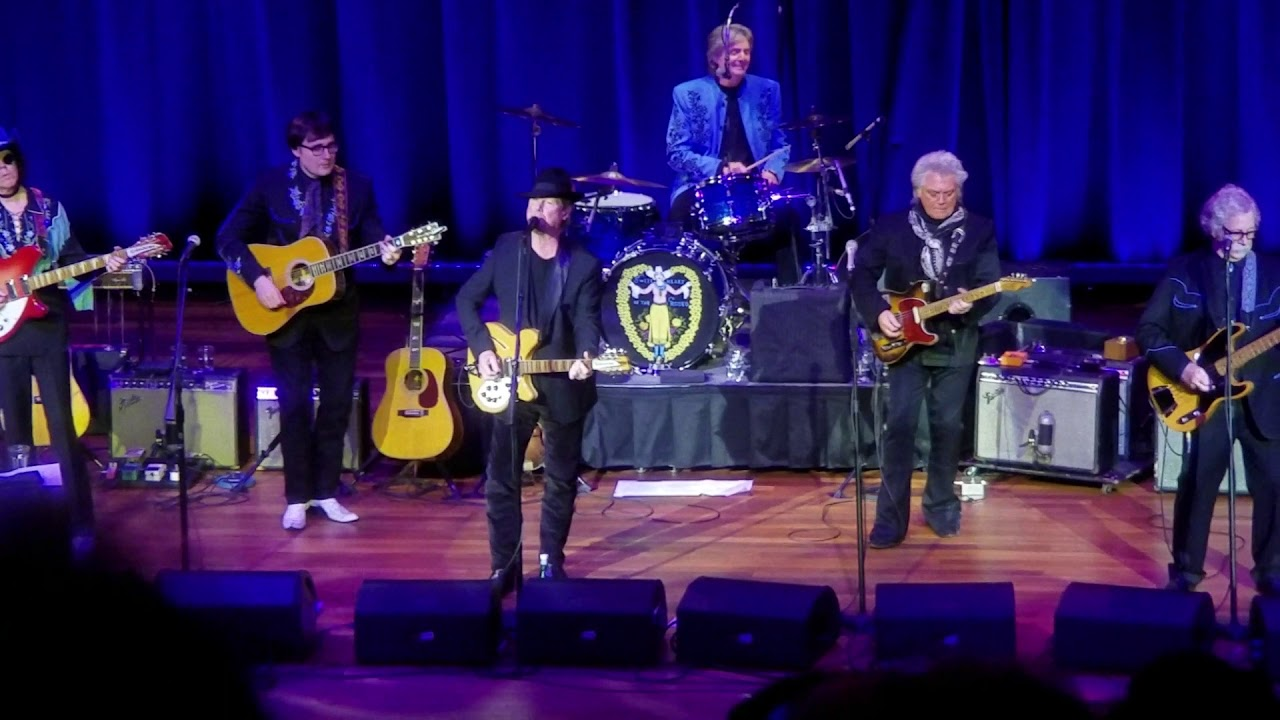 the byrds mr tambourine man sweethearts of the rodeo tour at the ryman auditorium 10 8 2018. Black Bedroom Furniture Sets. Home Design Ideas