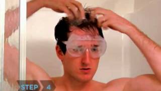 How to Wash Your Hair Scientifically
