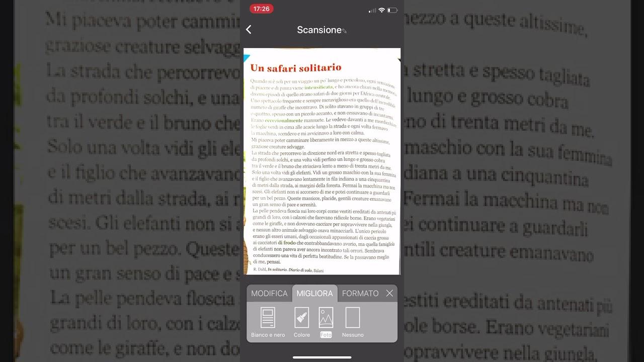 Pace Bianco E Nero video tutorial genius scan app 4 apple mobile devices