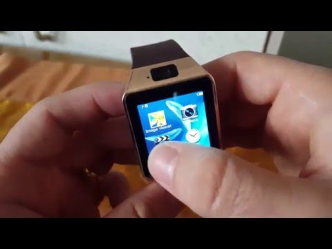 DZ09 Smart Watch Review - DZ09 Smart Watch (Touch, Design, Apps, Camera,  And Usage)