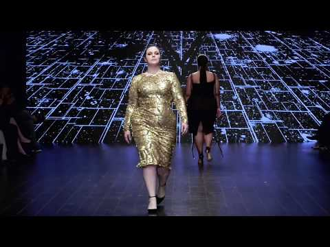 Melissa Mercedes at LA Fashion Week. http://bit.ly/2HOChP6