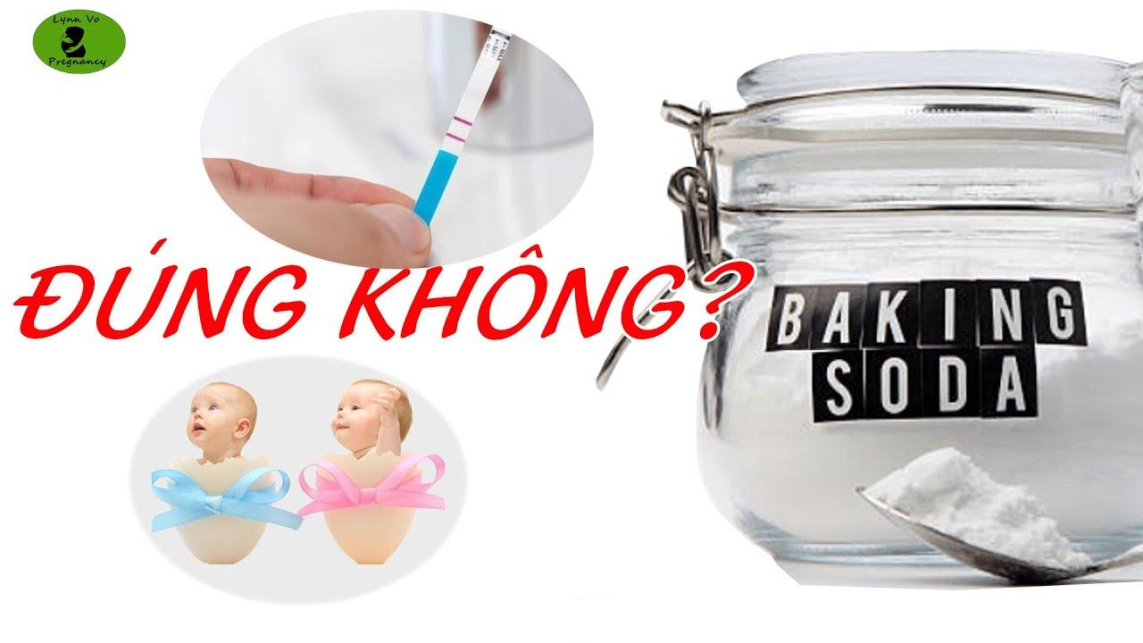 Thử Thai Tại Nhà & Dự Đoán Giới Tính Thai Nhi bằng BAKING SODA có CHUẨN không?|Lynn Vo Pregnancy