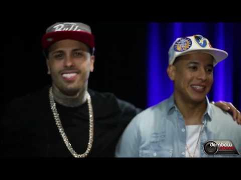 Daddy Yankee y Nicky Jam en una divertida entrevista Los Ca