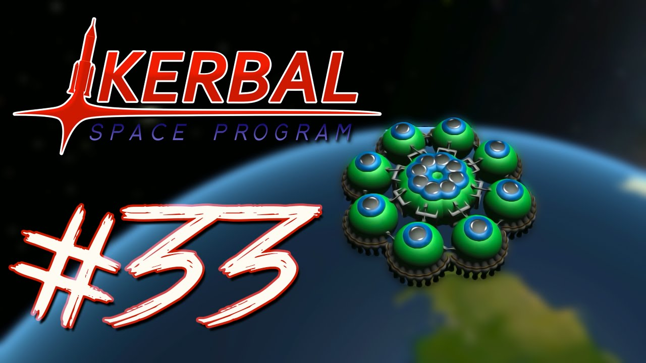 Kerbal Space Program 33   THE SEPTIC SHIP - YouTube