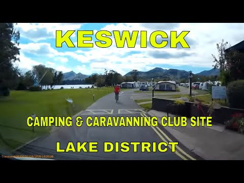 Arriving at KESWICK