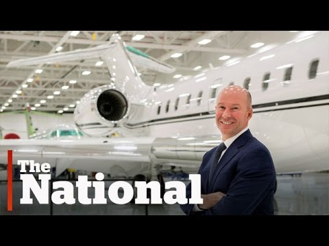 Bombardier slammed for payouts