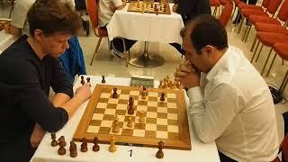 GM Vladislav Artemiev - GM Rauf Mamedov chess blitz