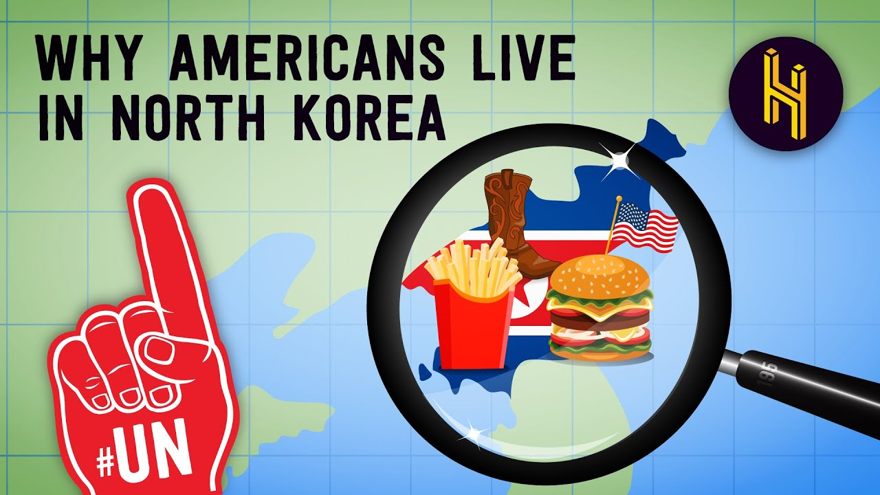 Download Why 200-ish Americans Live in North Korea