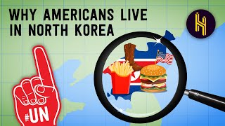 Why 200-ish Americans Live in North Korea