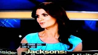 katherine jackson on dws watching mj s tribute