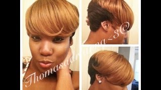 NeNe Leakes Short Hairstyles