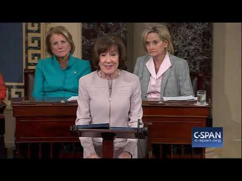 Word for Word: Sen. Susan Collins Announces She Will Vote for Kavanaugh Confirmation (C-SPAN)