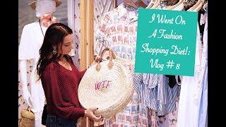 My 30 Day No Fashion Shopping Challenge: Vlog by CaRolina #8